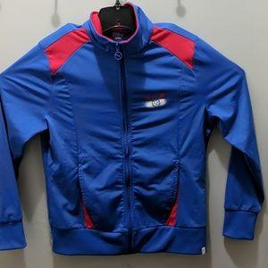 Puma women's XL USA zip up jacket #7
